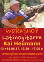2017 05 13 Plakat Workshop Latino Din A3 hoch