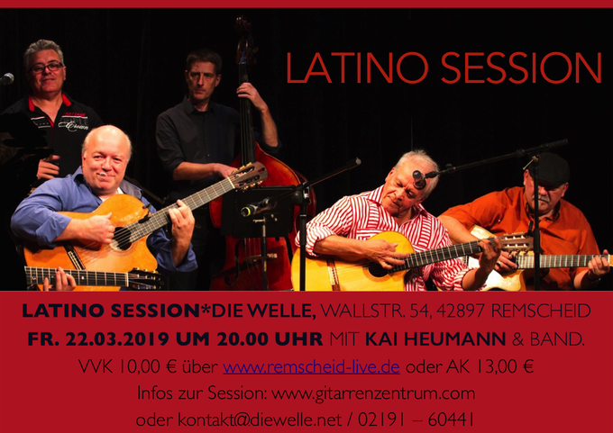 2019 03 22 Latino Session A3 quer low