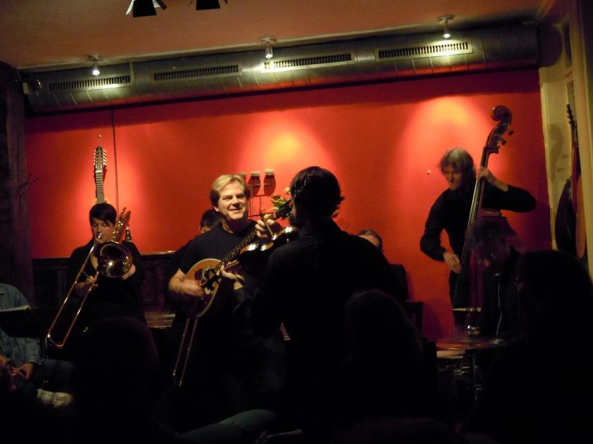 John Jorgenson Quintet at the Gitarrenzentrum