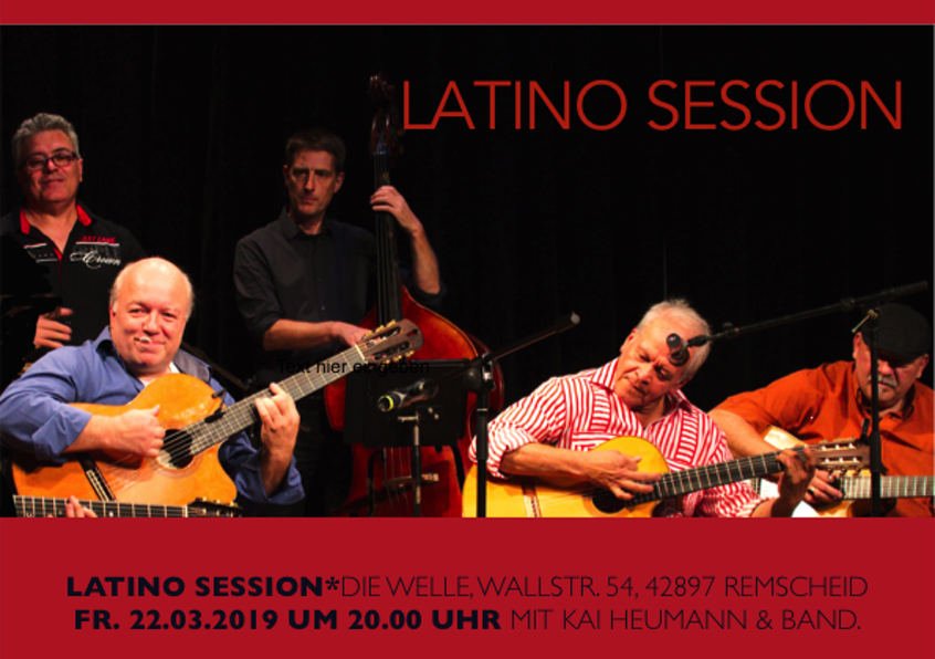 Latino Session